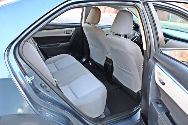 2014 Toyota COROLLA LE SEDAN AUTOMATIC  BACK-UP XLNT CONDITION SERVICE RECORDS! Woodland Hills, CA 29