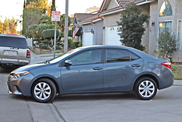 2014 Toyota COROLLA LE SEDAN AUTOMATIC  BACK-UP XLNT CONDITION SERVICE RECORDS! Woodland Hills, CA 2