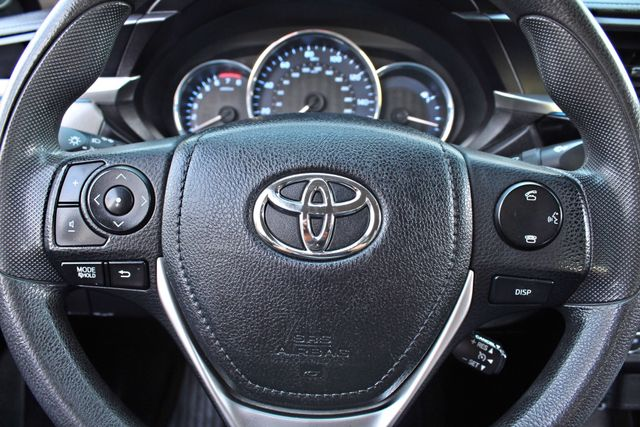 2014 Toyota COROLLA LE SEDAN AUTOMATIC  BACK-UP XLNT CONDITION SERVICE RECORDS! Woodland Hills, CA 17