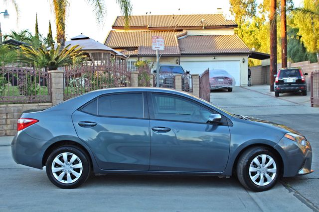2014 Toyota COROLLA LE SEDAN AUTOMATIC  BACK-UP XLNT CONDITION SERVICE RECORDS! Woodland Hills, CA 8