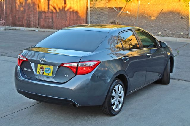 2014 Toyota COROLLA LE SEDAN AUTOMATIC  BACK-UP XLNT CONDITION SERVICE RECORDS! Woodland Hills, CA 6