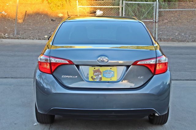 2014 Toyota COROLLA LE SEDAN AUTOMATIC  BACK-UP XLNT CONDITION SERVICE RECORDS! Woodland Hills, CA 5