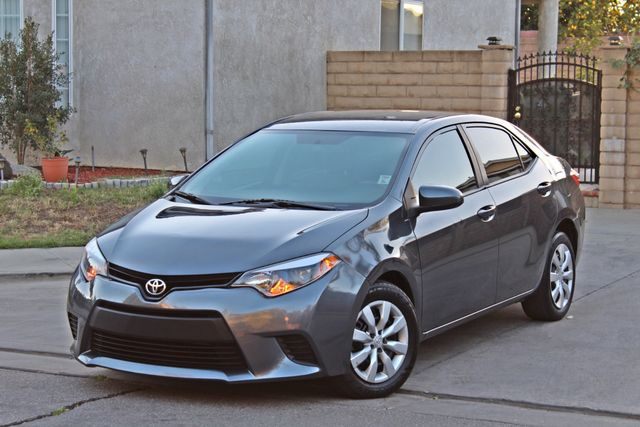 2014 Toyota COROLLA LE SEDAN AUTOMATIC  BACK-UP XLNT CONDITION SERVICE RECORDS! Woodland Hills, CA 11