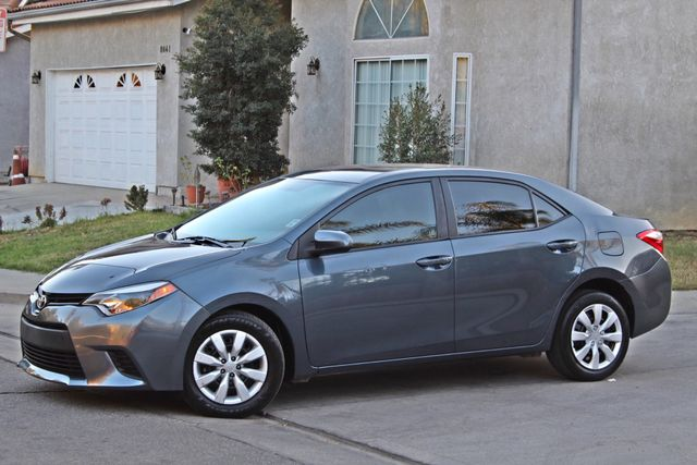 2014 Toyota COROLLA LE SEDAN AUTOMATIC  BACK-UP XLNT CONDITION SERVICE RECORDS! Woodland Hills, CA 1