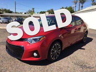 2014 Toyota Corolla S Mesa, Arizona