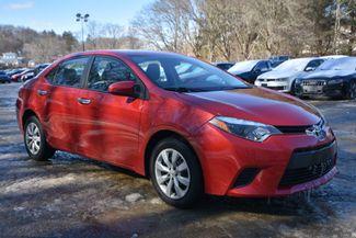 2014 Toyota Corolla LE Naugatuck, Connecticut 6