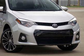 2014 Toyota Corolla S Plus * 1-OWNER * Sunroof * BLUETOOTH *Blk Wheels Plano, Texas 18