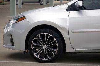 2014 Toyota Corolla S Plus * 1-OWNER * Sunroof * BLUETOOTH *Blk Wheels Plano, Texas 28