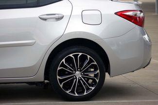 2014 Toyota Corolla S Plus * 1-OWNER * Sunroof * BLUETOOTH *Blk Wheels Plano, Texas 29