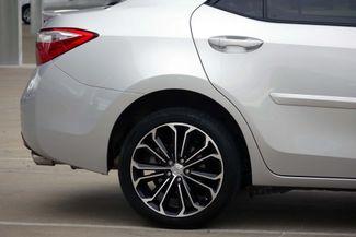 2014 Toyota Corolla S Plus * 1-OWNER * Sunroof * BLUETOOTH *Blk Wheels Plano, Texas 26