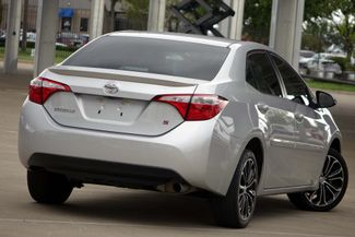 2014 Toyota Corolla S Plus * 1-OWNER * Sunroof * BLUETOOTH *Blk Wheels Plano, Texas 4