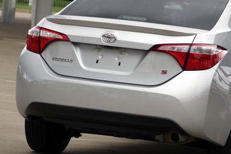 2014 Toyota Corolla S Plus * 1-OWNER * Sunroof * BLUETOOTH *Blk Wheels Plano, Texas 24