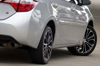 2014 Toyota Corolla S Plus * 1-OWNER * Sunroof * BLUETOOTH *Blk Wheels Plano, Texas 22