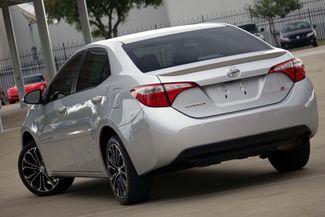 2014 Toyota Corolla S Plus * 1-OWNER * Sunroof * BLUETOOTH *Blk Wheels Plano, Texas 5