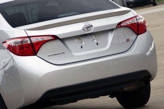 2014 Toyota Corolla S Plus * 1-OWNER * Sunroof * BLUETOOTH *Blk Wheels Plano, Texas 25