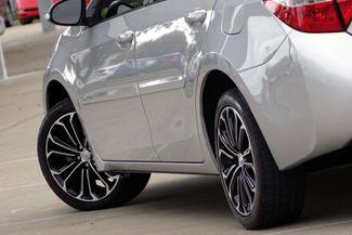 2014 Toyota Corolla S Plus * 1-OWNER * Sunroof * BLUETOOTH *Blk Wheels Plano, Texas 23