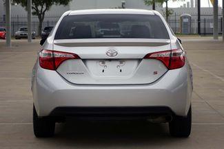 2014 Toyota Corolla S Plus * 1-OWNER * Sunroof * BLUETOOTH *Blk Wheels Plano, Texas 7