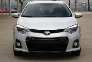 2014 Toyota Corolla S Plus * 1-OWNER * Sunroof * BLUETOOTH *Blk Wheels Plano, Texas 6