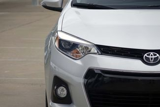 2014 Toyota Corolla S Plus * 1-OWNER * Sunroof * BLUETOOTH *Blk Wheels Plano, Texas 30