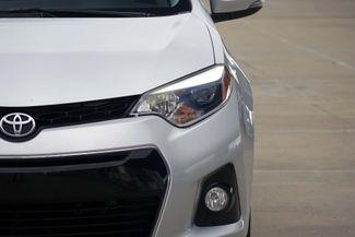 2014 Toyota Corolla S Plus * 1-OWNER * Sunroof * BLUETOOTH *Blk Wheels Plano, Texas 31