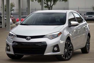 2014 Toyota Corolla S Plus * 1-OWNER * Sunroof * BLUETOOTH *Blk Wheels Plano, Texas 1