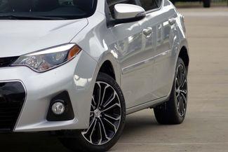 2014 Toyota Corolla S Plus * 1-OWNER * Sunroof * BLUETOOTH *Blk Wheels Plano, Texas 21