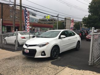 2014 Toyota Corolla S Portchester, New York 2