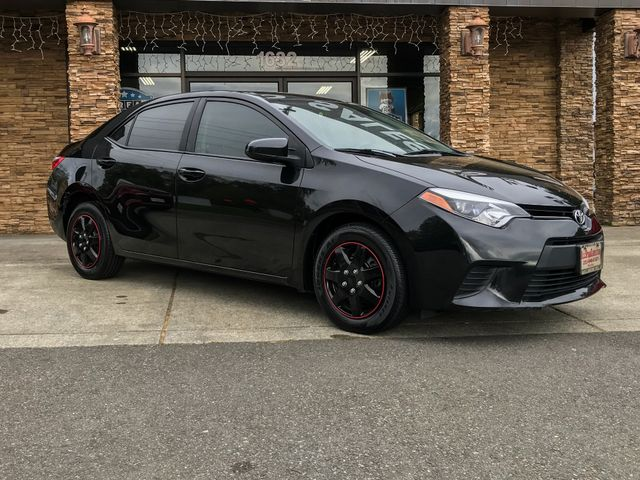 2014 Toyota Corolla L The CARFAX Buy Back Guarantee that comes with this vehicle means that you ca