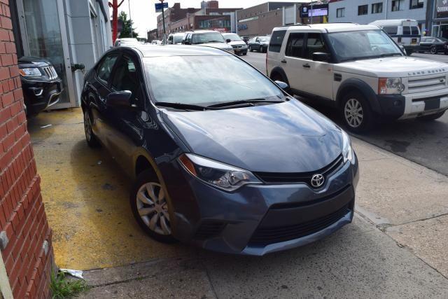 2014 Toyota Corolla 4dr Sdn Auto L (SE) Richmond Hill, New York 1