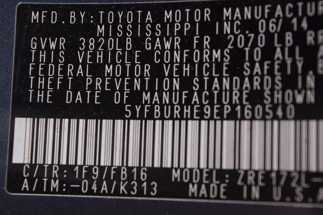2014 Toyota Corolla 4dr Sdn Auto L (SE) Richmond Hill, New York 17