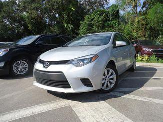 2014 Toyota Corolla LE SEFFNER, Florida