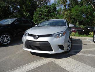 2014 Toyota Corolla LE SEFFNER, Florida 5