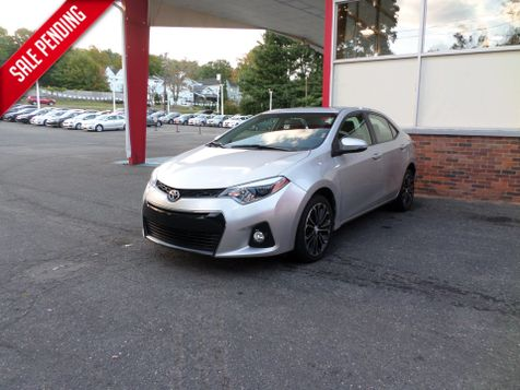 2014 Toyota Corolla S in WATERBURY, CT