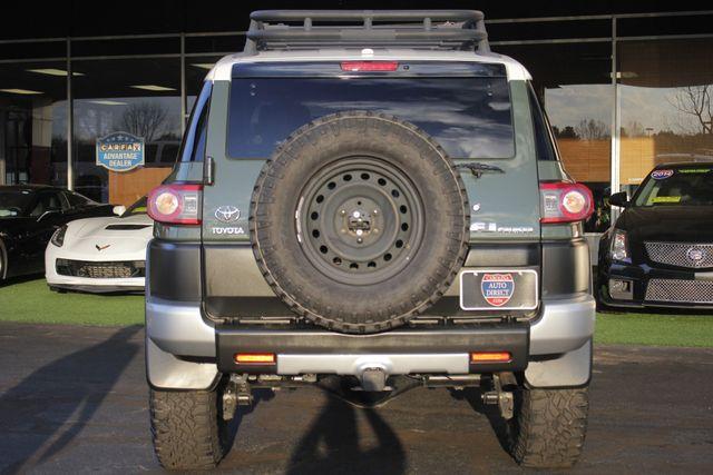 2014 Toyota FJ Cruiser 4WD - CONVENIENCE PKG! Mooresville , NC 17