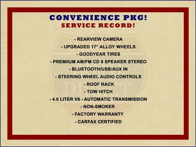 2014 Toyota FJ Cruiser 4WD - CONVENIENCE PKG! Mooresville , NC 1
