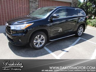 2014 Toyota Highlander LE Farmington, Minnesota