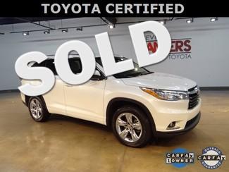 2014 Toyota Highlander Limited Little Rock, Arkansas