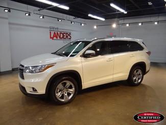 2014 Toyota Highlander Limited Little Rock, Arkansas 2