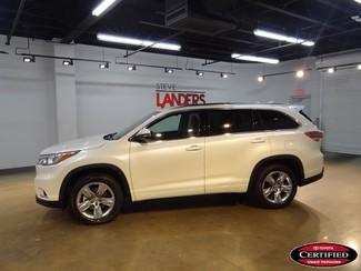 2014 Toyota Highlander Limited Little Rock, Arkansas 3
