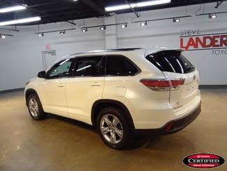 2014 Toyota Highlander Limited Little Rock, Arkansas 4