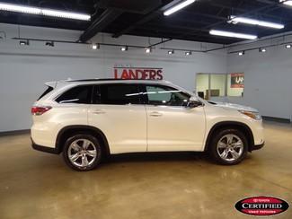 2014 Toyota Highlander Limited Little Rock, Arkansas 7
