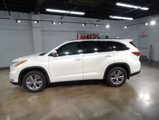 2014 Toyota Highlander XLE V6 Little Rock, Arkansas 3