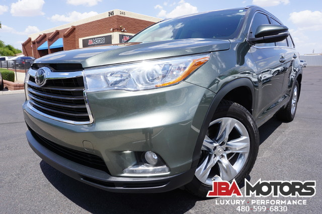 2014 Toyota Highlander Limited Platinum AWD SUV | MESA, AZ | JBA MOTORS in MESA AZ