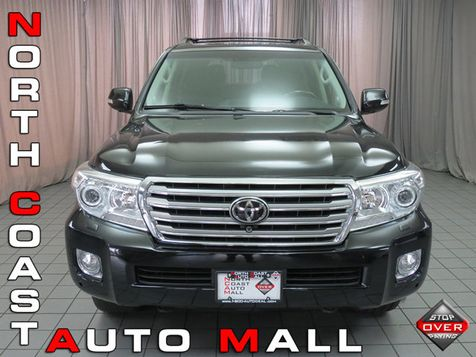 2014 Toyota Land Cruiser 4dr 4WD in Akron, OH
