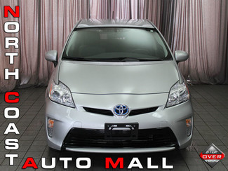 2014 Toyota Prius 5dr Hatchback Four in Akron, OH