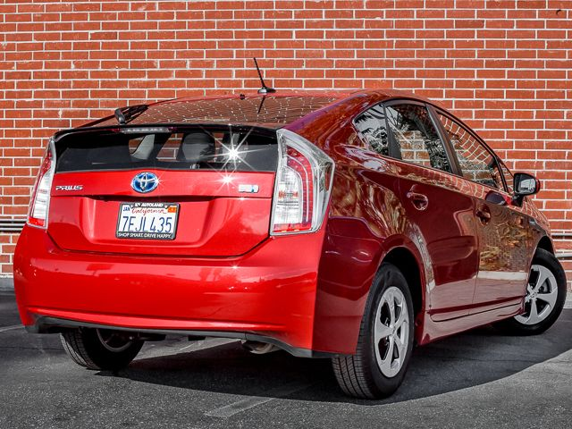 2014 Toyota Prius Three Burbank, CA 6