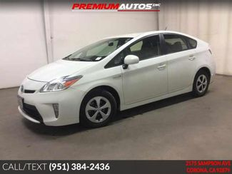 2014 Toyota Prius Three - ONLY 24K MILES - NAVIGATION - WARRANTY | Corona, CA | Premium Autos Inc. in Corona CA