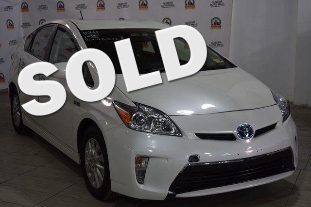 2014 Toyota Prius Plug-In Advanced Richmond Hill, New York 0