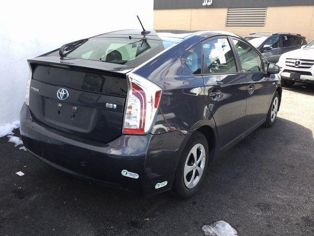 2014 Toyota Prius Four Richmond Hill, New York 7