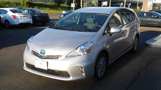 2014 Toyota Prius v Three East Haven, CT